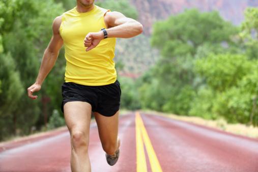marathon runner powerlung