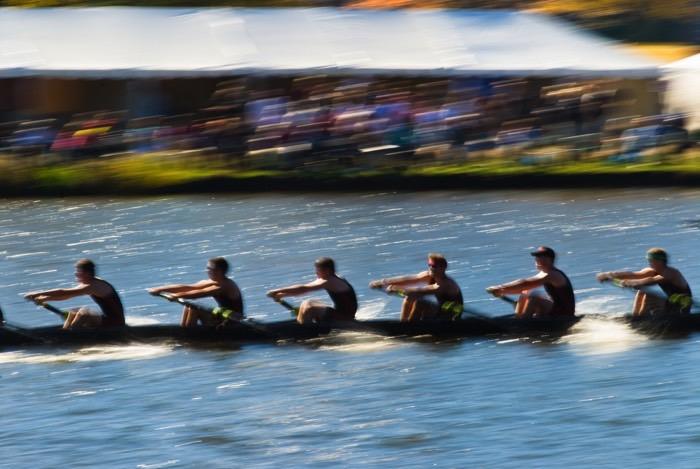 Achieving Peak Performance in Rowing