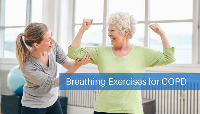 PowerLung - Breathing Exercises for COPD