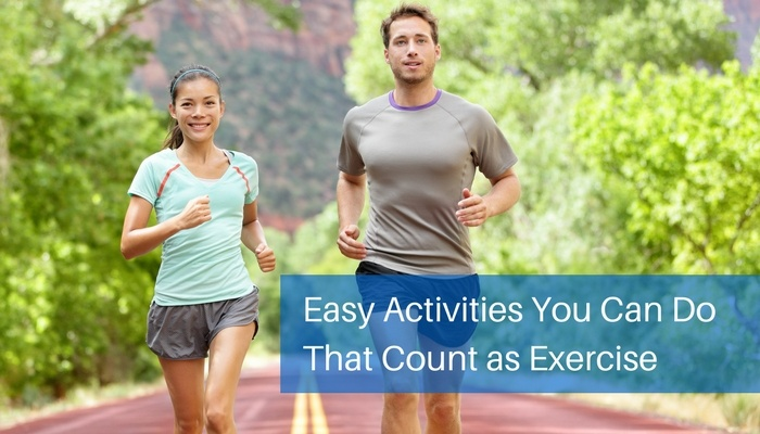 PowerLung - Easy Activities You Can Do That Count as Exercise