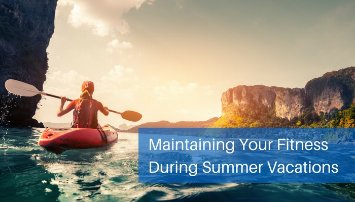 PowerLung - Maintaining Your Fitness during Summer Vacations