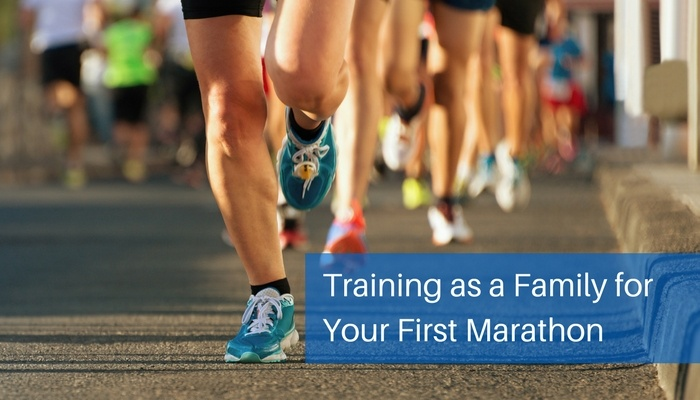 PowerLung - Training as a Family for Your First Marathon
