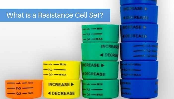 What is a PowerLung Resistance Cell Set?